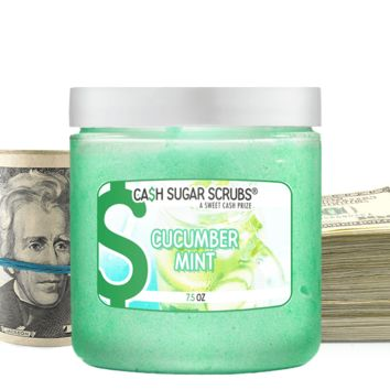 Cucumber Mint | Cash Sugar Scrub®