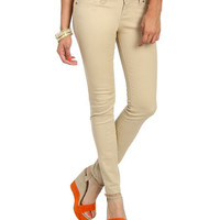 Fashionista Skinny Jean - Short | Shop Jeans at Wet Seal