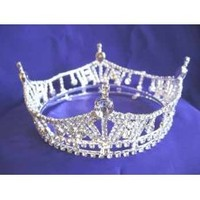 Miss America Pageant Crown Mid Size