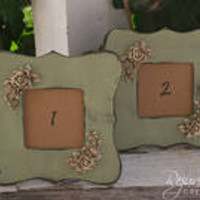 1 - wedding table number wedding table decor wedding table centerpieces number holders wedding table signs table decorations weddings