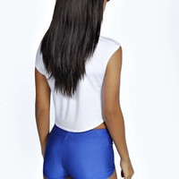 Naomi Disco Knicker Shorts