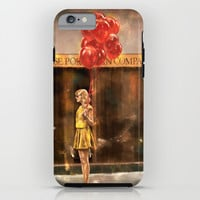 Red (Taylor) iPhone & iPod Case by Miriam R. Kent