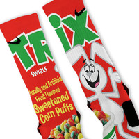 Trix Custom Nike Elite Socks