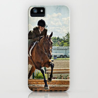Equestrian iPhone Case by Michelle Anderson   Society6