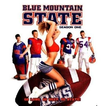 Blue Mountain State Poster 11x17 Mini Poster