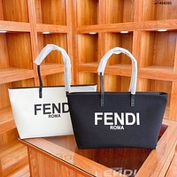 Fendi new women's tote bag handbag shopping bag