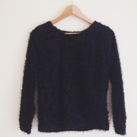 Yeva Black Sweater