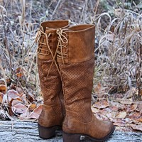 Legacy Lace-Up Boots