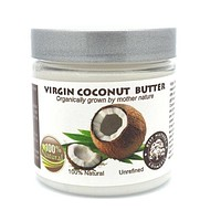 Virgin  Organic Coconut Butter. Lotion for your