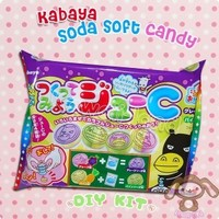 Kabaya Soda Soft Candy DIY Kit