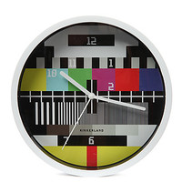 The Test Screen 8 Inch Wall Clock