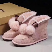 UGG Fashion Wool Snow Boots Shoes