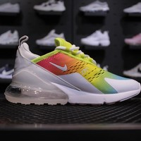 Men's and women's cheap nike shoes NIKE AIR MAX 270 FLYKNIT