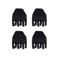 Eco-Friendly Claw Clips-Mini 4 Pack
