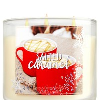 3-Wick Candle Salted Caramel