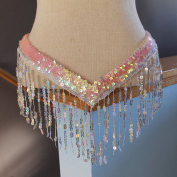 Sequin Shimmy Skirt - Rollin Titties