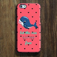 Dolphin Love the Sea iPhone XR Case Galaxy S8 Case iPhone XS Max Cover iPhone 8 SE  Galaxy S8 Galaxy S7 Galaxy Note 5 Phone Case 163