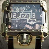 Devon Steampunk - The Coolest Watches from Watchismo.com