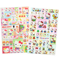 HELLO KITTY STICKER 2 PACK