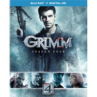 GRIMM: SEASON 4 (BLU-RAY + ULTRAVIOLET)