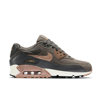 Nike Air Max 90 Leather Women's Shoe