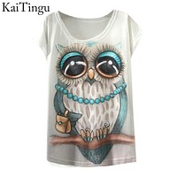 Vintage Spring Summer T Shirt for Women Clothing Tops