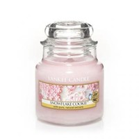 Snowflake Cookie™ : Small Jar Candle : Yankee Candle