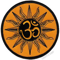 Zen OM Sun Patch on Sale for $4.99 at HippieShop.com