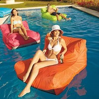 Sit-In Pool Float