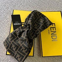Fendi Fashion New More Letter Women Men Sports Leisure High Quality Headband