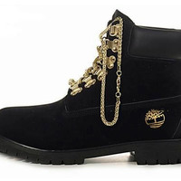 Gold Chain Timberlands