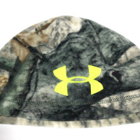 Under Armour Men's Scent Control Hunter Camo Beanie Hat OS