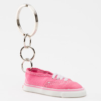 Pink Lightning Authentic Keychain