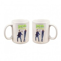 Psych The Musical Mug