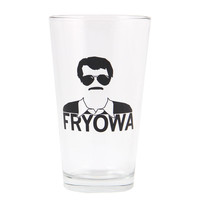 Fryowa Pint Glass