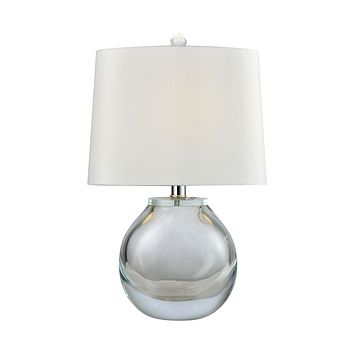 Playa Linda Table Lamp in Clear