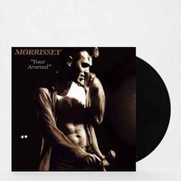 Morrissey - Your Arsenal LP + MP3