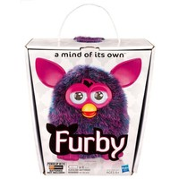FURBY 2012 PURPLE A Mind of its Own NEW