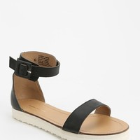 Deena & Ozzy Ankle-Strap Flatform Sandal - Urban Outfitters