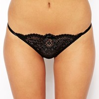 L'Agent By Agent Provocateur Vanessa Non Padded Demi Bra