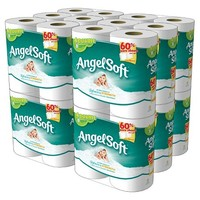 Angel Soft Toilet Paper 48 Double Rolls