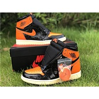 Air Jordan 1 Retro High Og Shattered Backboard 3.0 | 555088 028 Sneakers