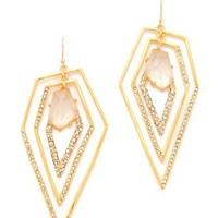 Alexis Bittar New Wave Layered Earrings | SHOPBOP