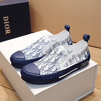 dior fashion men womens casual running sport shoes sneakers slipper sandals high heels shoes 205