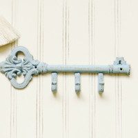 Large Key Wall Hook - Choose Your Color - Colorful Cast and Crew