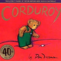 Corduroy 40th Anniversary Edition Book