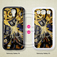 TARDIS Doctor Who, Phone cases, Samsung Galaxy S3 Case, Samsung Galaxy S4 Case, Case for Samsung Galaxy, Cover Skin -S0838