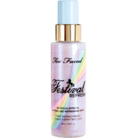 Refreshing Face Spray: Festival Refresh Mist-ical Makeup Spray - Too Faced