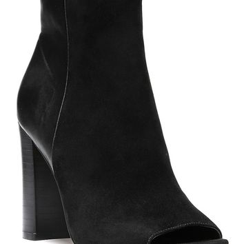 Sam Edelman Yarin Peep Toe Block Heel Booties | Dillards