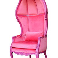Fabulous and Baroque — Fabulous & Baroque's Victoire Balloon Chair - Fuchsia